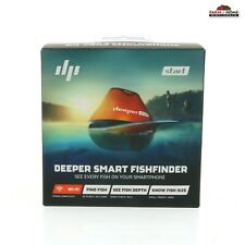 Deeper Start Smart Fish Finder Castable Wi-Fi Fish Finder for Recreational ~ NEW
