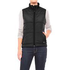 Dickies Womens Performance Quilted Vest, Black, Medium
