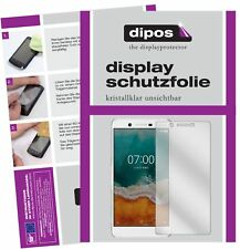 2x Nokia 7 Screen Protector Protection Crystal Clear dipos