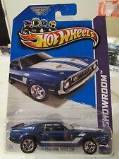 Hot Wheels '71 Mustang Boss 351 HW Showroom Blue