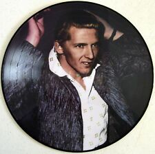 """Jerry Lee Lewis - The Killer-Rock N' Roll - 12"""" Picture Disc LP - 2015 - NEW"""