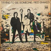 brazil latin psych funk garage LP RED SNAKES Trying to Be Someone ♫ Mp3 OG Grail