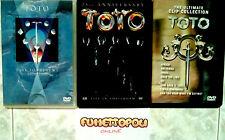 LOTTO 3  DVD TOTO (v. dettagli) Usati Rari OTTIMI