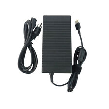 Slim Tip 170W Ac Power Adapter Charger Cord for Lenovo Laptops ADL170NLC2A