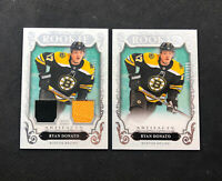 2018-19 UD ARTIFACTS RYAN DONATO LOT OF (2) ROOKIE SILVER /999 + JERSEY /499