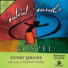 Hezekiah Walker - Every Praise - Accompaniment / Performance Track - New CD