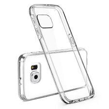 Thin Bumper Case for Samsung Galaxy S6 Edge G9250 Clear Soft TPU Phone Case Skin