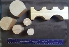 Bending block set 1/2 round