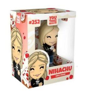 Nihacu #252 *RARE*{SOLD OUT}CONFIRMED PRE ORDER!! Vinyl Figure