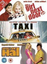 [DVD] The Girl Next Door / Taxi / Shallow Hal