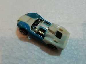 Vintage slot car ho tyco Made in México Lili ledy