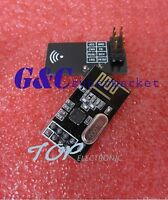 10PCS Arduino NRF24L01+ 2.4GHz Wireless RF Transceiver Module New