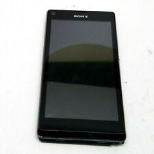 Sony Xperia L C2105 Smartphone 8Mp Black