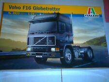 ITALERI 1/24 SCALA 1988 VOLVO F16 GLOBETROTTER Truck Cab Ltd Edizione KIT (3923)