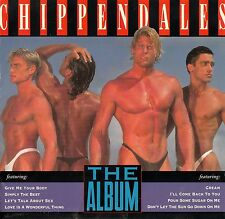 CHIPPENDALES : THE ALBUM / CD - TOP-ZUSTAND