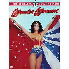 Wonder Woman Complete Second Season 0012569595231 With Lynda Carter DVD