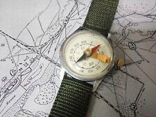 Vintage sowjetischen Kompass Watch chchz kn-1 UdSSR