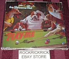 THE WELCOME MAT - PLAY ME -4 TRACK CD EP- (Regular Records ‎– D 12113)