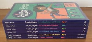 Squishy Taylor Collection Book Set x 6 Books By Alisa Wild - New & Sealed