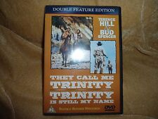 They Call Me Trinity/Trinity Is Still My Name (1970, 1971) (1 Region 2 PAL DVD)