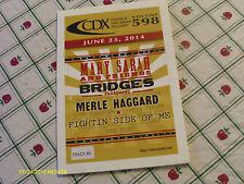 Merle Haggard Dolly Parton Sam Hunt Craig Morgan  2014 DJ CD