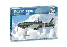 Mc 202 Folgore Super Decal Per 4 Versioni Aereo Plane Kit ITALERI 1:72 IT1439
