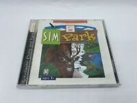 PC CD-ROM GAME SIM PARK