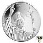 2005 Pope John Paul II Proof $10 Silver .9999 Fine Commemorative *No Tax (11635)