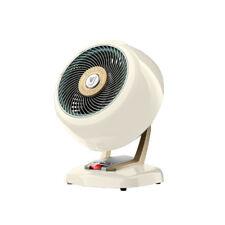 Vornado VHeat Whole Room Vintage Home Portable Electric Space Heater, White