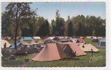 CPSM 77690 MONTIGNY SUR LOING Le camping voitures tentes Edt MIGNON