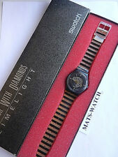 SWATCH-SPECIAL + X-MAS 1986+gb112c 2+neu/new Limelight