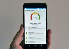 Blackberry Dtek 50 detk 50 16GB sblocca SIM Gratis Telefono più recenti o Set Completo