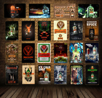 Jagermeister Deer Head Classic Metal Tin Signs Home Bar Pub Decor Metal Plaque