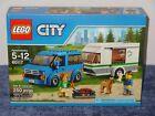 LEGO City  Van & Caravan  60117  New Sealed