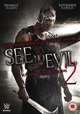 See No Evil 2 (WWE star Kane aka Glenn Jacobs) Region 2 DVD New