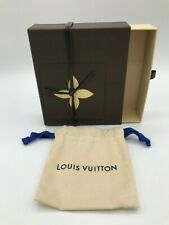 New! Authentic 2018 Louis Vuitton Box, Dust Pouch and Gift Tag