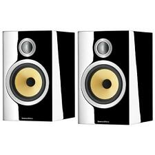BOWERS & WILKINS B&W CM5 S2 GLOSS BLACK  2 WAY LOUDSPEAKERS – EX-DISPLAY