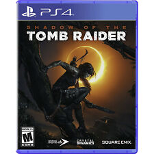Shadow of the Tomb Raider Ps4 [Factory Refurbished]