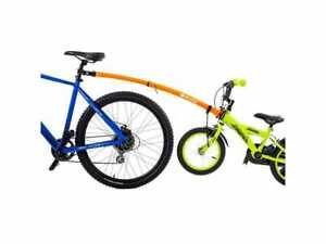 Towbuddy Bicycle Tow Bar - Tail Pull Childs Bike Along with Adults ( like Trailg
