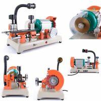 Horizontal Key Cutting Machine 220v 110v Key Duplicating Machine Locksmith Tool