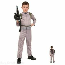 NEW - Rubie's Halloween Costume Kids Classic Ghostbusters Costume, Large