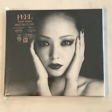 Namie Amuro - FEEL [AVCN-99001] Japan Import First Press Digipack CD+Blue-ray