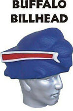 "NFL Foam Hat ""Bill Head"", Buffalo Bills, NEW"