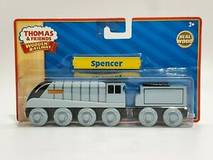 Thomas the Train SPENCER TENDER Wooden Railway Tomy