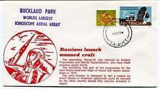 1974 Soyuz 16 Russian Launch Manned Craft Spaceship Buckland Park Australia