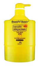 SOMANG KERATIN SILKPROTEIN HAIR PACK TREATMENT 1000ml (US SELLER) SILK PROTEIN