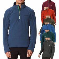 Regatta Kenger Mens Fleece Anti Pill Zip Up Jacket Soft Durable Windproof Coat