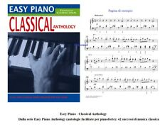 Franco Concina Easy Piano CLASSICAL 42 successi musica classica per pianoforte