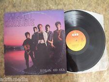 Prljavo Kazaliste LP Korak od sna +Poster Original Vinyl Ploca Schallplatte 1983