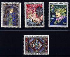FRANCIA - Quadri di Francia - 1964/65 – Smalto - Arazzo - Dipinto - Vetrata